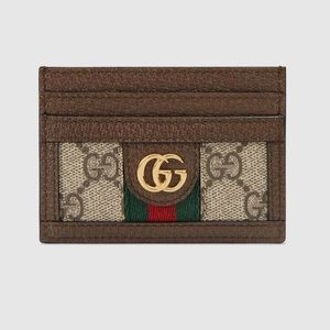 BRAND NEW AUTHENTIC GUCCI CARDHOLDER